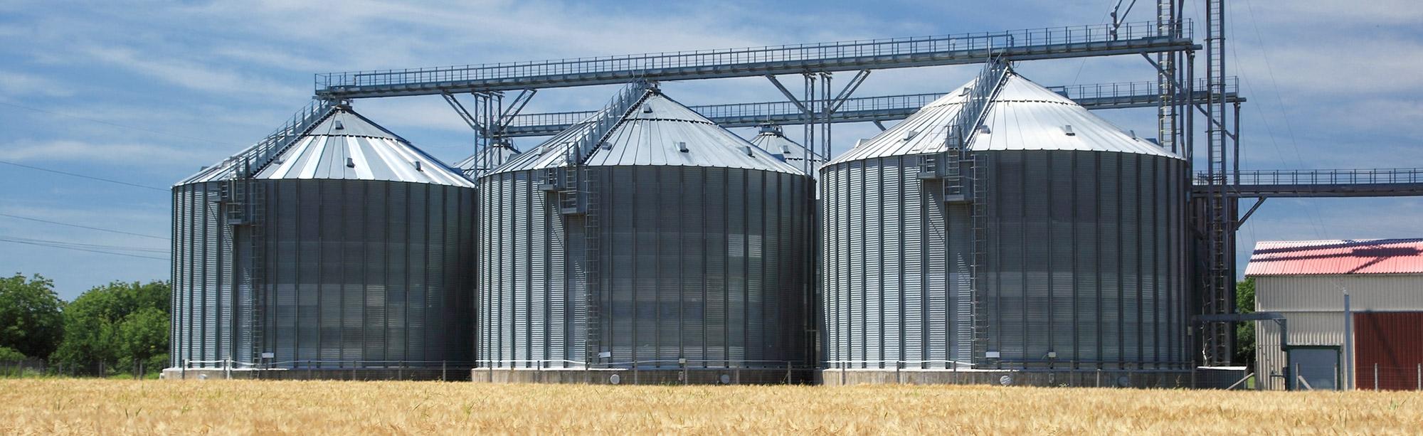 Съхранение и преработка на зърно